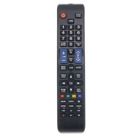 Replacement TV Remote Control for Samsung UE40ES5500K Television - image 2 de 2
