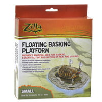 "Zilla Floating Basking Platform Small - (For Terrariums 10""-12"" Wide) - Pack of 3"