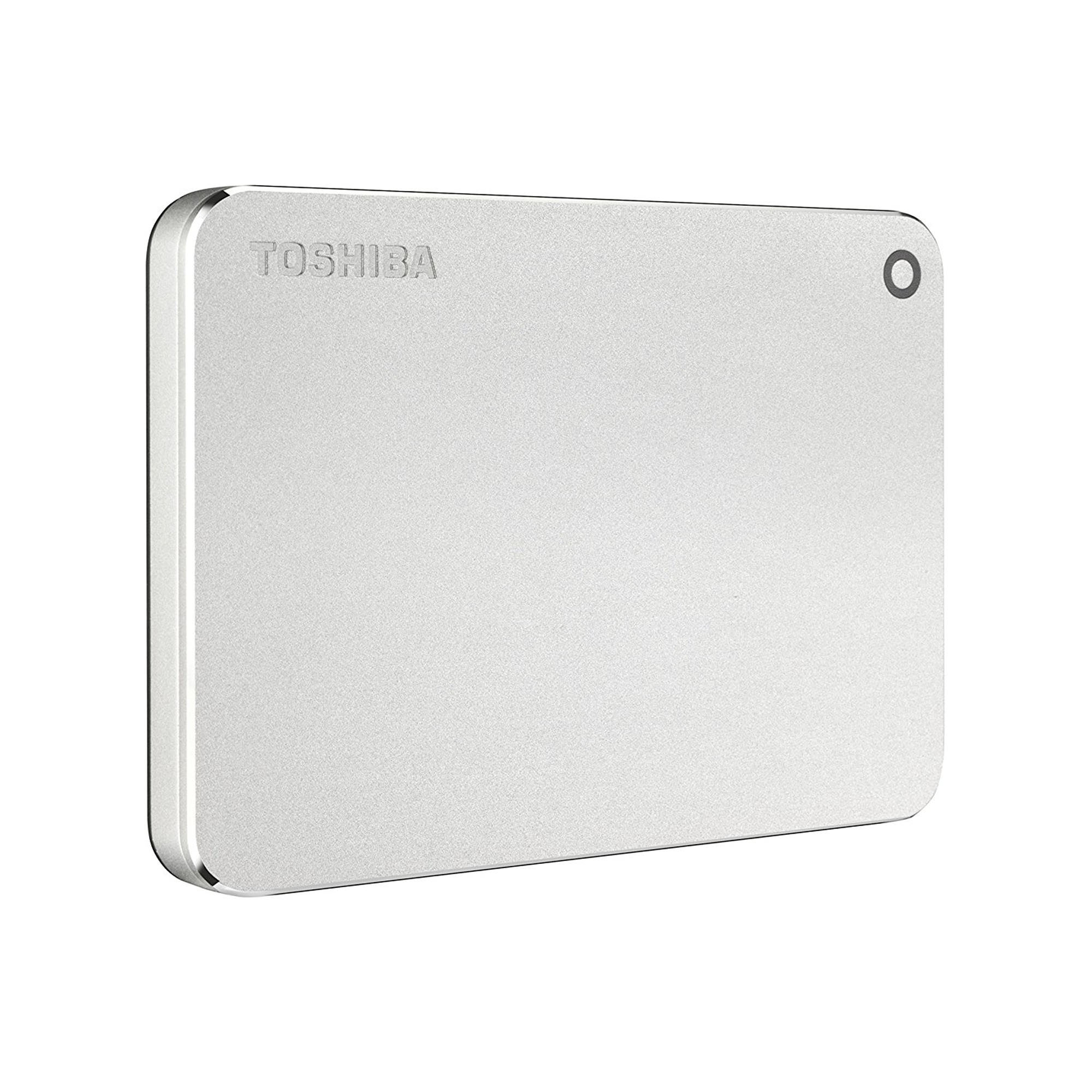 Toshiba Canvio Advance 1TB Portable External Hard Drive USB 3.0 Red HDTC910XR3