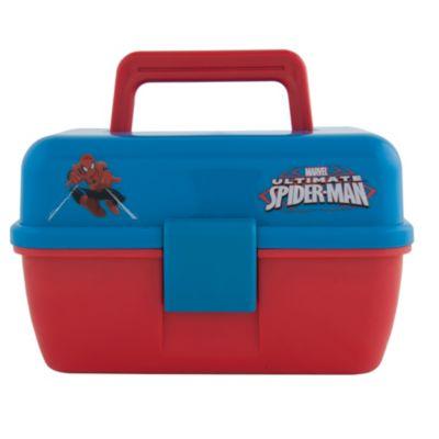 Shakespeare Spiderman Fishing Play Box