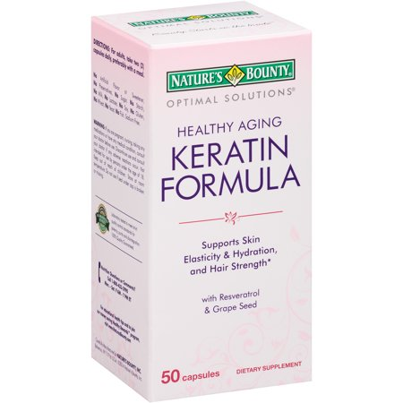 Nature S Bounty Healthy Hair Keratin Reviews