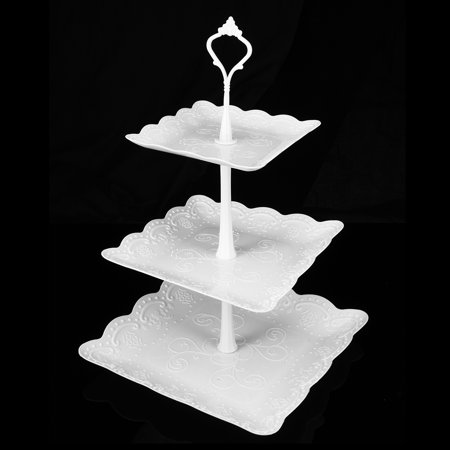 3 Tier Cupcake Stand Cake Holder Dessert Stand Tray Birthday Party Wedding Supplies](3 Tier Food Stand)