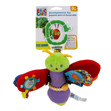 The World of Eric Carle Butterfly Developmental Toy (Eric Carle Toys)