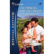 The Princess and the Cowboy - eBook