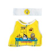Dexter Educational Toys DEX1211 Scientist Dress Up For Dolls And Teddy Bears