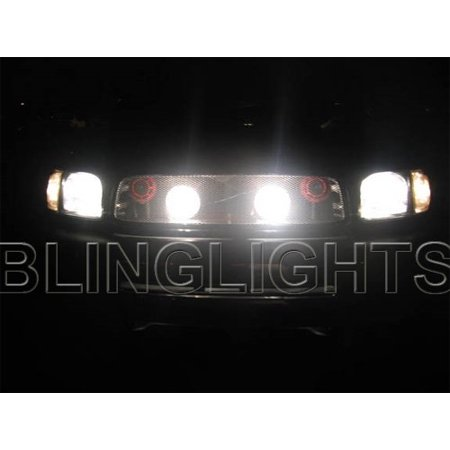 New Toyota Tundra Grille Driving Lights Fog Lamps Kit Xenon