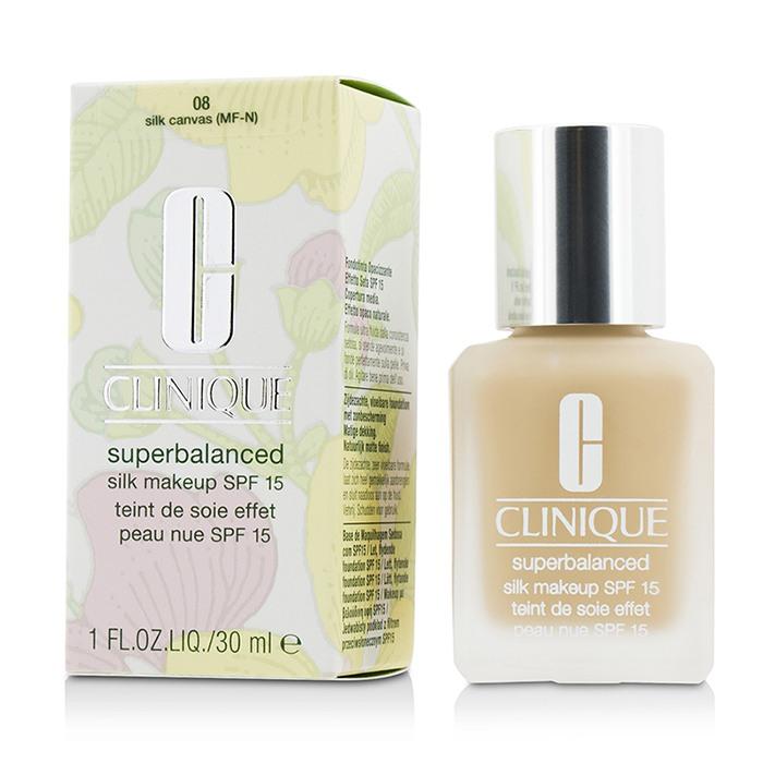 Clinique - Superbalanced Silk Makeup SPF 15 - # 08 Silk C...