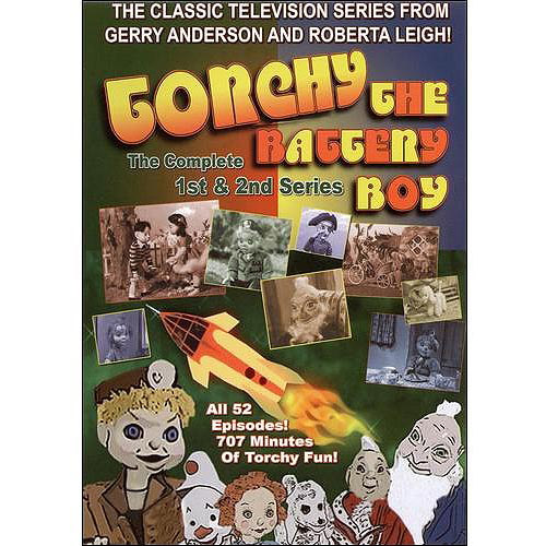 Torchy The Battery Boy: The Complete First And Second Series