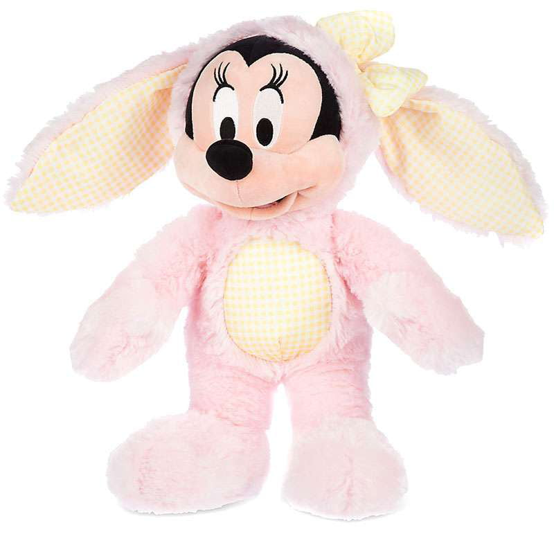 Disney Mickey Mouse Minnie Mouse Plush [Easter Bunny 2016] by