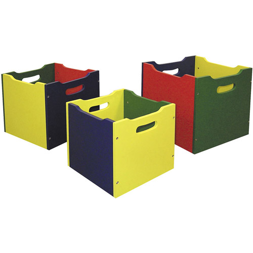 Ore International Nesting Toy Boxes, Set of 3