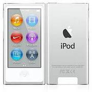 Apple iPod Nano 7th Generation 16GB Silver, (Latest Model) New in Plain White Box MKN22LL/A