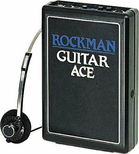 Dunlop GA Rockman Guitar Ace by Dunlop Manufacturing, Inc