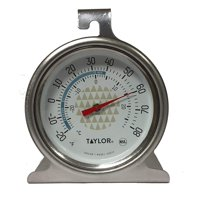 Tru Temp Refrigerator-Freezer Thermometer, 2.5 inch dial By Taylor Precision Products