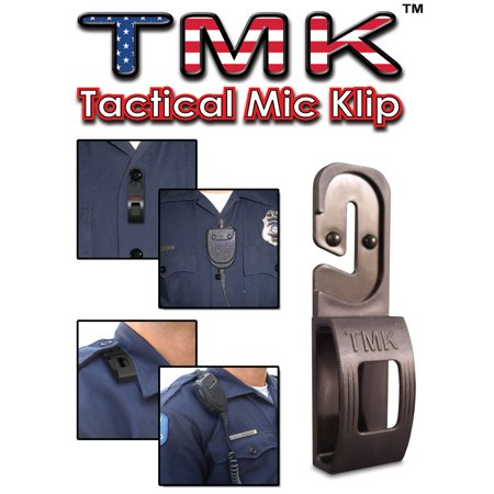 Tactical Mic Klip, TMK-TMK