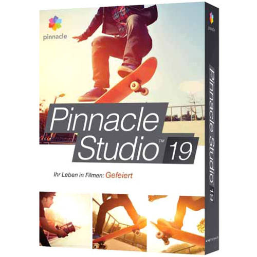 Pinnacle Studio 19 Standard ESD