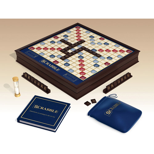 Winning Solutions French Scrabble Game Deluxe