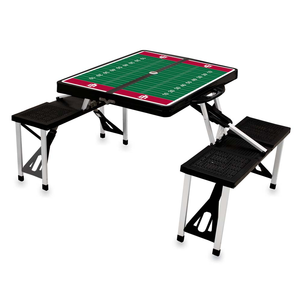 Indiana Picnic Table Sport (Black)