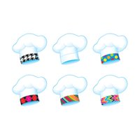 Inc.  Chefs Hats Bake Shop Classic Accents Variety Pack