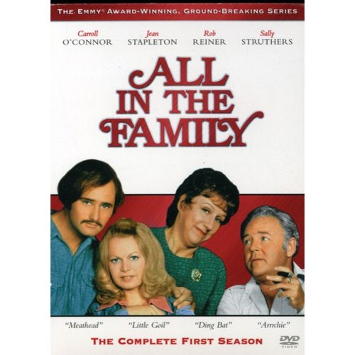 All In The Family: The Complete First Season (Full Frame)
