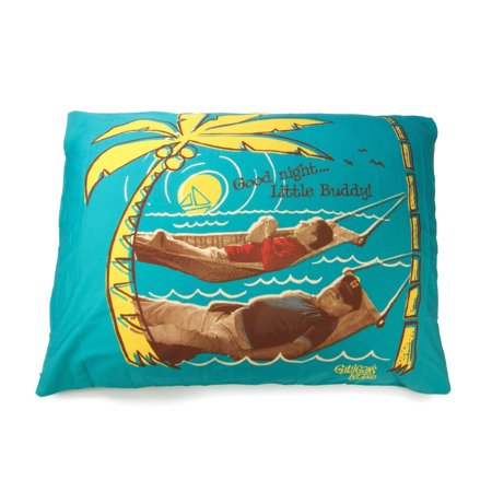 Pillow Case - Gilligan's Island - Good Night Little Buddy New GLGO200