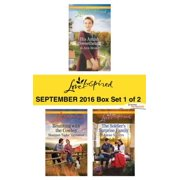 Harlequin Love Inspired September 2016 - Box Set 1 of 2 - eBook