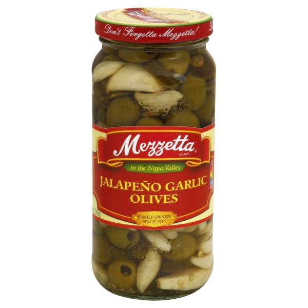 GL Mezzetta Mezzetta  Olives, 9.5 oz