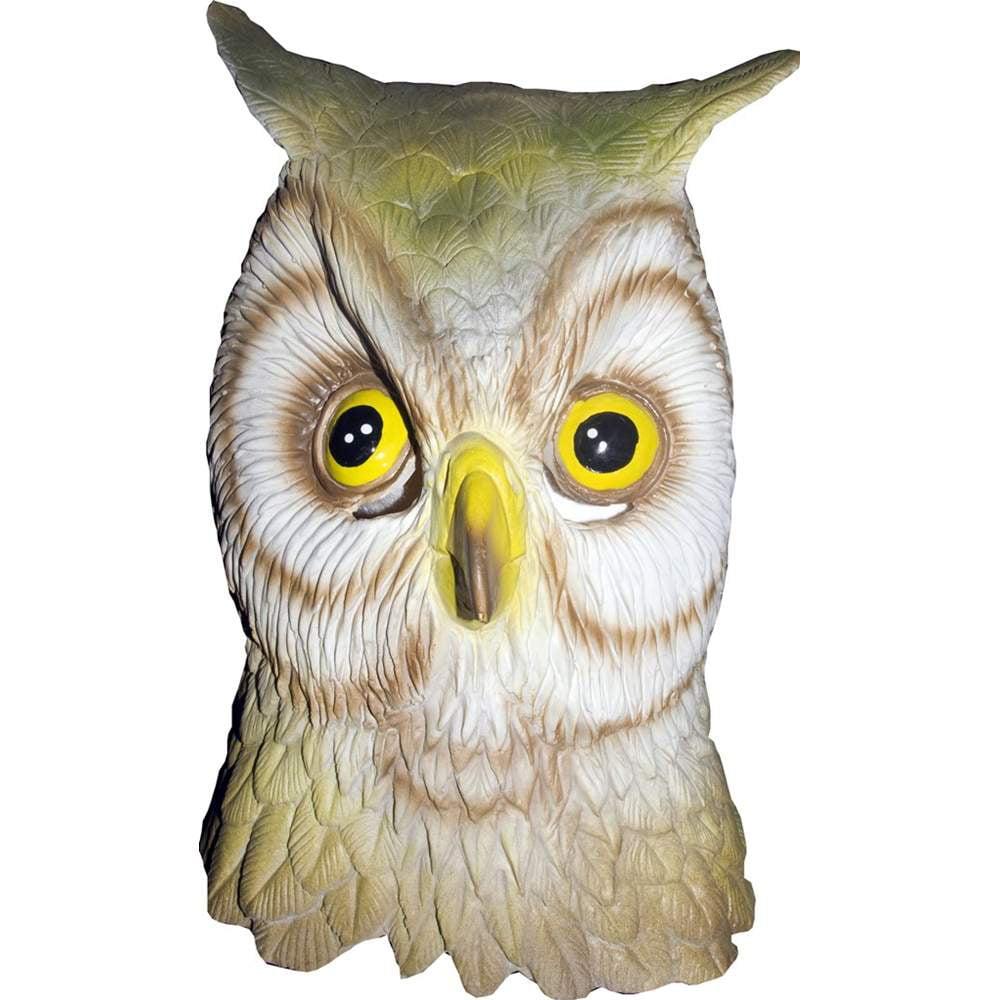 Owl Latex Mask