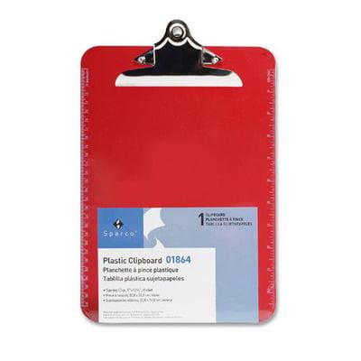 Sparco Transparent Clipboard SPR01864