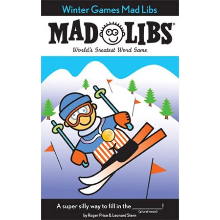 Winter Games Mad Libs](Mad Libs Game)
