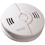 Sentinel Battery Operated Combination Co And Smoke Alarm With Voice