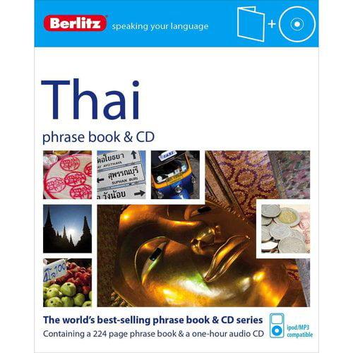 Berlitz Thai Phrase Book