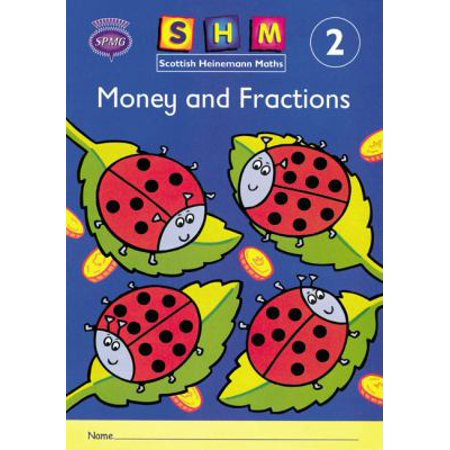 Scottish Heinemann Maths 2: Money and Fractions Activity Book 8 Pack: Money and Fractions Year 2 (Paperback) - Halloween Math Money Activities