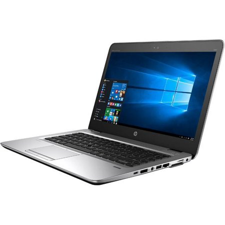 "HP EliteBook 840 G4 14"" Notebook - Core i5-7200U 2.50 GHz, 8GB DDR4 RAM, 256GB SSD, W10"
