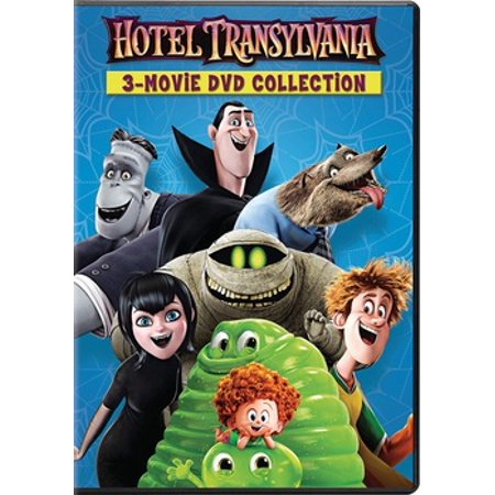 Hotel Transylvania 3-Movie Collection (DVD) - Dracula Hotel Transylvania