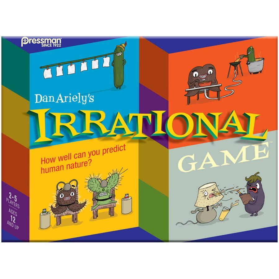 Pressman Toy Irrational Game by Pressman Toy