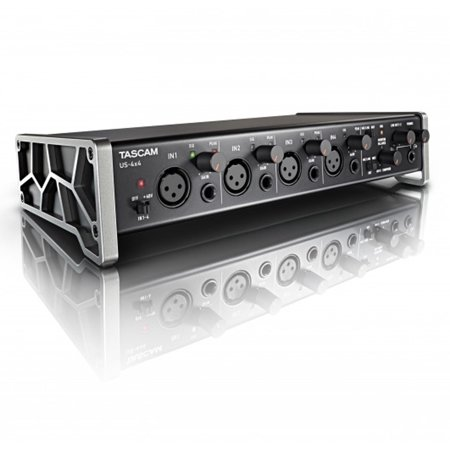 TASCAM US-4X4 4 Channel USB 2.0 Audio/MIDI Recording PC ...