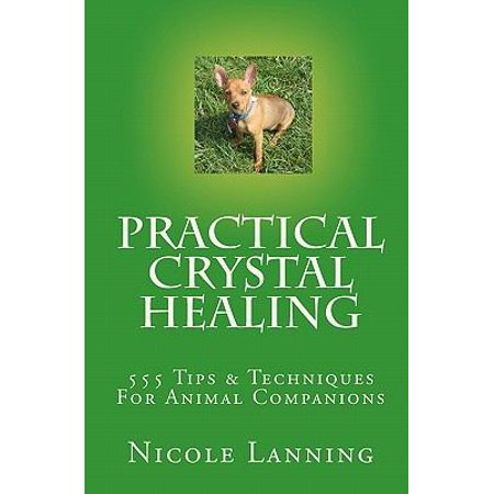 Practical Crystal Healing  555 Tips   Techniques For Animal Companions