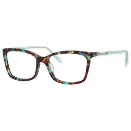 KATE SPADE Eyeglasses CORTINA 0RRZ Green Havana 52MM