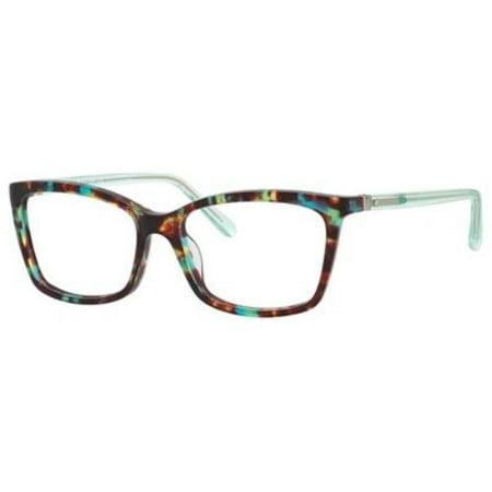 KATE SPADE Eyeglasses CORTINA 0RRZ Green Havana -