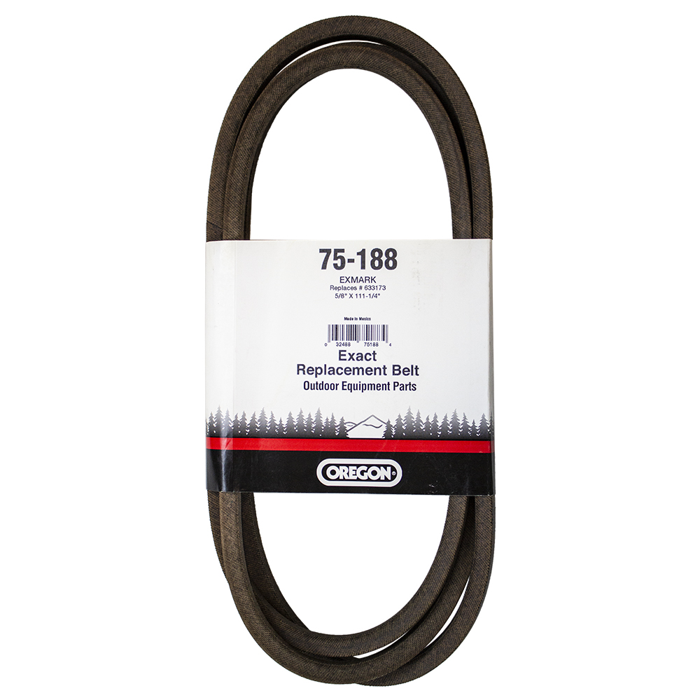 D/&D PowerDrive 75-186 Oregon Replacement Belt
