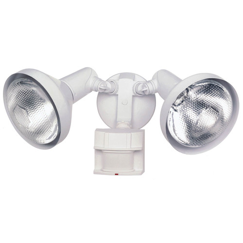 Heathco DualBrite Flood 2-Light Outdoor Spotlight
