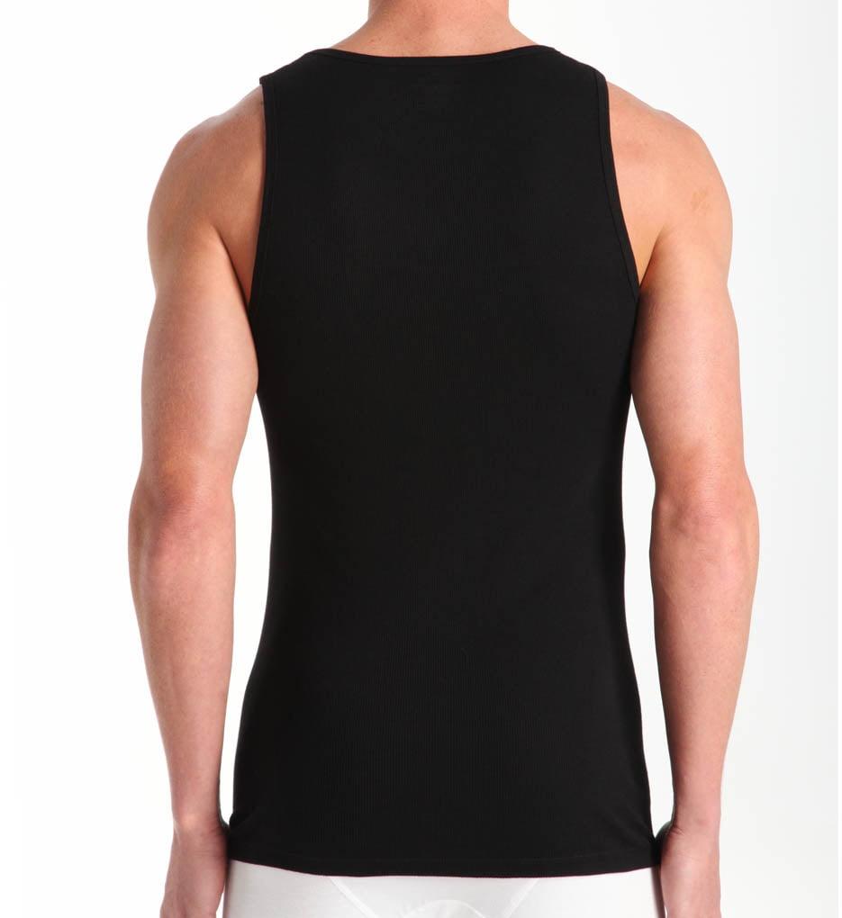 7ec8bf21049052 Calvin Klein - Calvin Klein Men s 3-Pack Cotton Classic Rib Tank Top ...