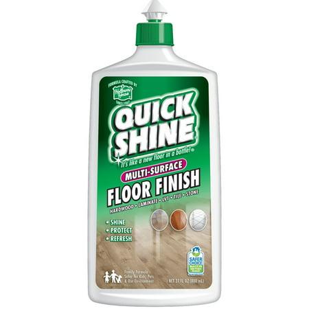 Quick Shine Multi-Surface Floor Finish, 27 fl oz