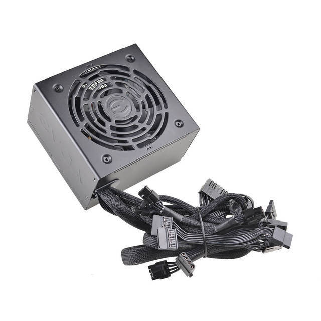 EVGA 450 BR 100-BR-0450-K1 450W 80 PLUS Bronze ATX12V /& EPS12V Power Supply
