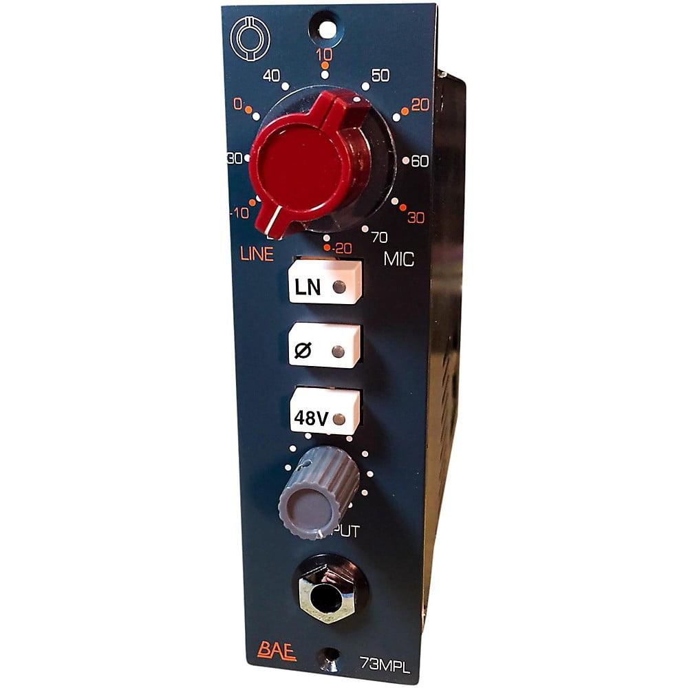 BAE 1073MPL 500 Series Mic Pre by BAE