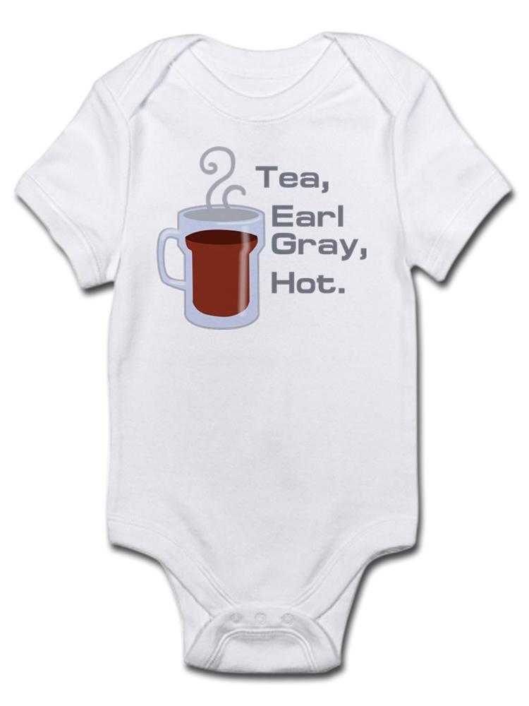 e151f3a80 CafePress - Star Trek Infant Bodysuit - Baby Light Bodysuit - Walmart.com