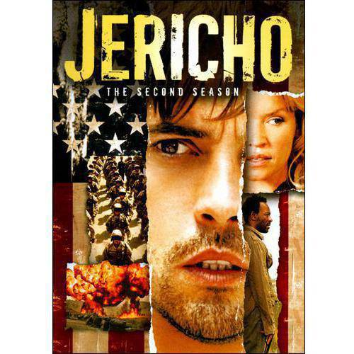 JERICHO-2ND SEASON (DVD) (WS/2DISCS)