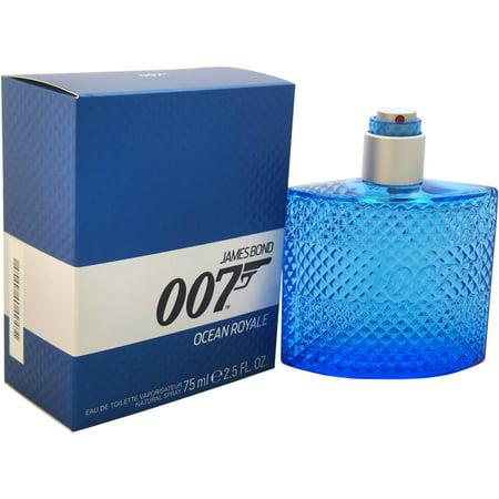James Bond 007 Ocean Royale EDT Spray, 2.5 fl oz