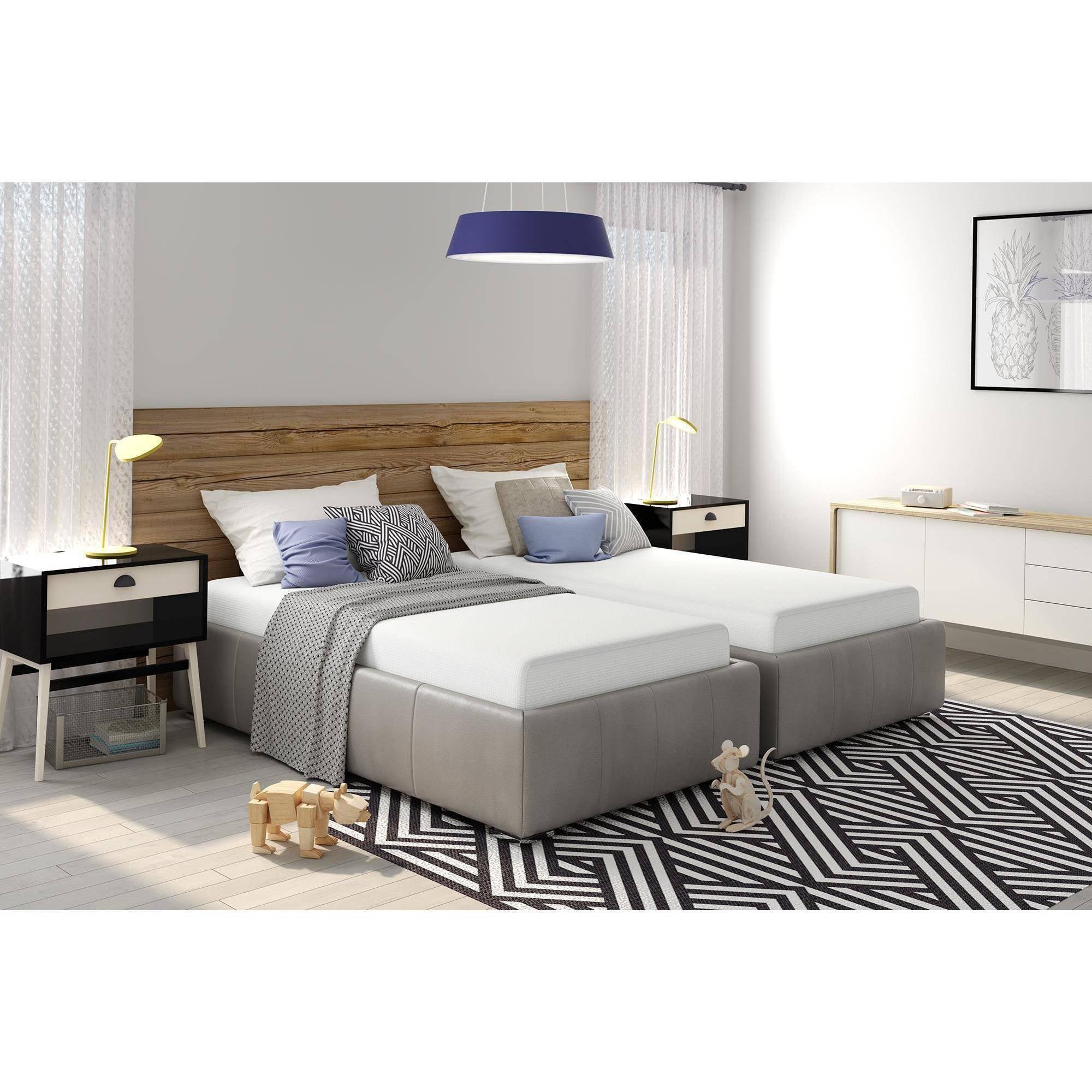 "Signature Sleep Gold CertiPUR-US Inspire 8"" Memory Foam Mattress, Multiple  Sizes"