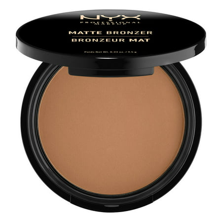 NYX Professional Makeup Matte Bronzer, Deep Tan - Halloween Headquarters Nyc
